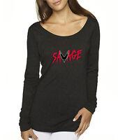 New Way 745 - Women's Long-Sleeve Savage Maverick Logang Logan Paul