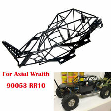 1/10 Scale RC Axial Wraith Truck 90053 Metal Roll Cage Frame Body Chassis Black