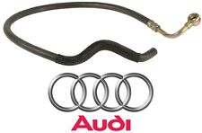 Audi A6 Quattro 2.7L Power Steering Hose Return Hose from Rack to Cooling Pipe