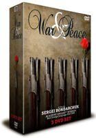 Guerra e Pace - Completo Mini Serie DVD Nuovo DVD (DAN058.UK.DR)