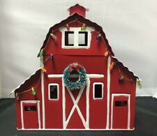 New Release Scentsy Country Christmas Barn Warmer Brand New In Box NIB