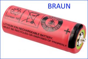 Batteria Ricaricabile per Silk Epil 7 BRAUN Ricambi èpil Rasoio Barba Serie s 9