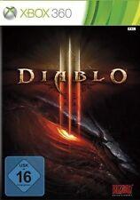 Microsoft XBOX 360 Spiel ***** Diablo 3 III *****************************NEU*NEW