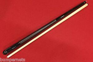 New Black Viking Pool Cue Billiards Stick Lifetime Warranty Free Shipping 111