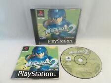 Sony Playstation 1 PS1 - Mega Man Legends 2 - Megaman Rockman Capcom