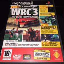 Revista OFICIAL PLAYSTATION 2 Demo disco 42 WRC3, R-Tipo Final, Tak y el poder