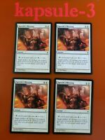 4x Apostle's Blessing | New Phyrexia | MTG Magic Cards