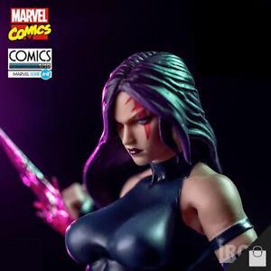Psylocke Statue Iron Studios Figure 1:10 Marvel X-Men Rare Exclusive Edition