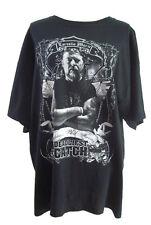 Deadliest Catch Black Tee Shirt Captain Phil Harris Cornelia Marie 2010 XL