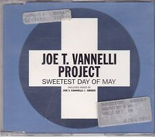 Joe T Vannelli Project-Sweetest Day of May cd maxi single