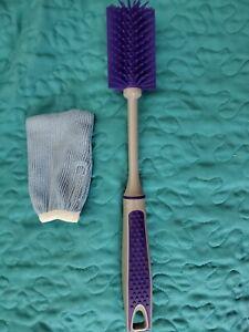 Norwex Bottke Brush with EnviroSleeve