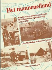 Het manneneiland by Hen Bollen and Herman Jansen