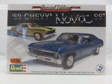 Revell '69 CHEVY NOVA SS Special Edition 2'n1 1/25 Model Kit NEW SEALED 2008