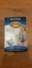 Plantronics S12 Wired Telephone Headset System