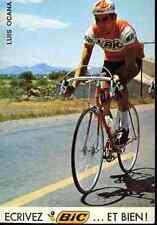 LUIS OCANA 1970s BIC winner Cyclisme ciclismo Cycling Cycliste Tour de France