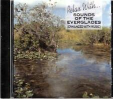 Relax With Sounds of the Everglades 2 CD (1994)
