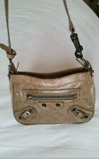 Pochette Petit Sac Balenciaga en Cuir Balenciaga Leather Clutch Bag
