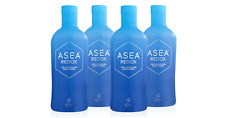 ASEA REDOX Drink Cell Health Breakthrough Anti-aging  4 X 1000ml