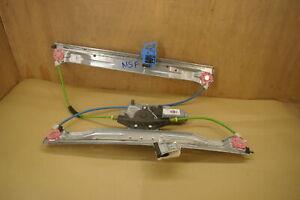 (115607 Citroen C3 Picasso Window regulator electric motor passenger front N/S/F