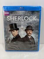 Sherlock: The Abominable Bride (Blu-ray 2016) BBC - Benedict Cumberbatch - New