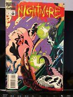 Nightmare (1994 Marvel) comic books #4