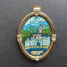 Cinderella Window Sleeping Beauty Castle - Hong Kong Disneyland Disney Pin 38996