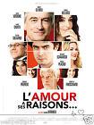L'amour a ses raisons Robert de Niro Monica Bellucci ** DVD ** VF ** NEUF