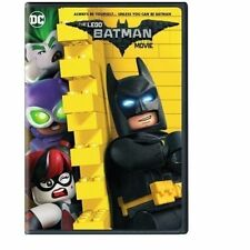 The LEGO Batman Movie (DVD 2017) NEW*Animation* Adventure NOW SHIPPING !