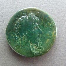 LUCIUS VERUS - Sesterce - Rome, 168 - AEQVITAS au revers - RIC 1484 var.
