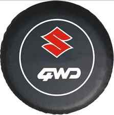 "For Suzuki 4WD Spare Wheel Tire Cover New Fit Size 27"""