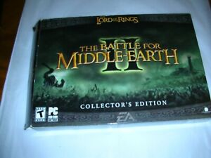 Lord of the Rings: The Battle for Middle-earth II -- Collector's Edition DVD-ROM