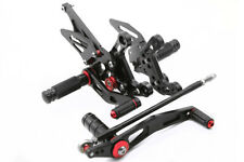 Racing Rearset Footrest Foot Peg Shift Brake Pedal For YAMAHA YZF R1 2009-2014