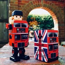 Tinbot Britain Royal Guard Keep Calm and Carry Collectible Figure NEW In Stock
