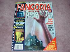 FANGORIA # 179 - PSYCHO, Mighty Joe Young, Carrie 2, Free Shipping in USA