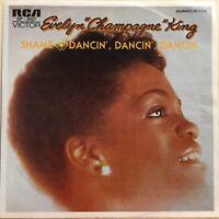 "Evelyn Champagne King Shame disco funk soul 7"" 45rpm single error press mexican"