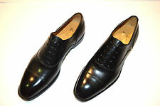 New  PAOLO SCAFORA  Dress Leather Luxury Shoes Size Eu 44 Uk 10 Us 11 (Cod1)