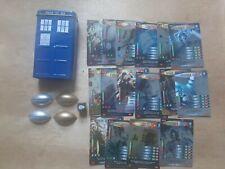 Doctor Who Battles In Time Tards Dalek Vs Cyberman Dvc Common Set