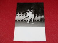 [COLL.J.LE BOURHIS DANSE] PHOTO NOUREEV MARGOT FONTEYN SWAN LAKE PARIS 1963