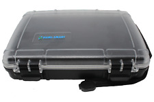 HUMI-SMART Travel Humidor Air And Water Tight For Up To 7 Cigars