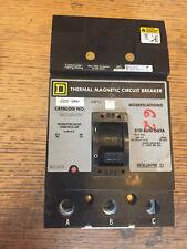 225 AMP 3 Phase circuit breaker FA36225H Square D