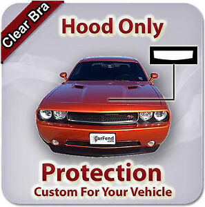 Hood Only Clear Bra for Pontiac G8 Base 2008-2010