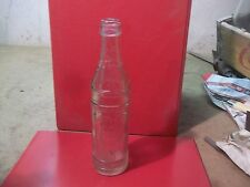 Old Embossed Soda Pop Bottle Superior Quality Beverages Coca Cola Nebraska