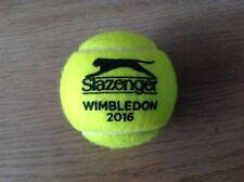 Slazenger 2016  Wimbledon Tennis Ball.