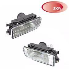 For BMW E36 M3 328is 328i 325is 325i Pair Set of 2 Fog Lights Plus H1 bulbs OEM