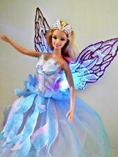 Barbie Cygne Lac Poupée Odette, S'Allume Ailes, Ballerine, Parfait & Gift Gainé