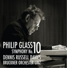 Philip Glass: Symphony No. 10 CD NEW
