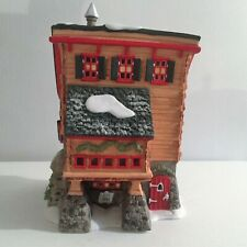 Dept 56 North Pole Series #5638-7 Elve's Trade School