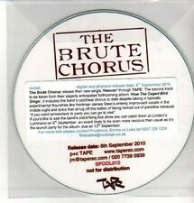 (CQ465) The Brute Chorus, Heaven - 2010 DJ CD