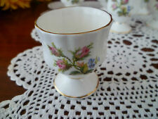 MOSS ROSE  EGG CUP  BY ROYAL ALBERT ENGLAND
