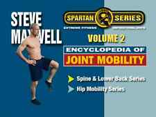 Steve Maxwell - Encyclopedia Of Joint Mobility DVD Series, Brand New